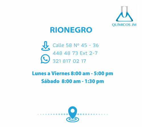 Punto de venta Rionegro.